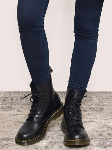 1460 boot black warrior style pinterest