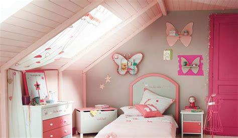 deco chambre violet couleur déco peinture chambre fille
