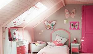 rose couleur deco peinture rose chambre fille With peinture chambre fille rose