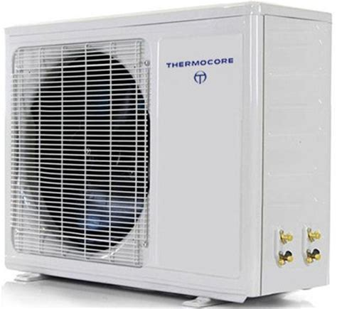 thermocore systems seer ton ductless mini split air conditioner