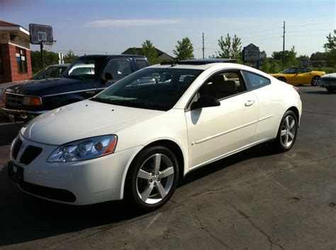 Find Used 2006 Pontiac G6 Gtp Coupe 2-door 3.9l 6-spd