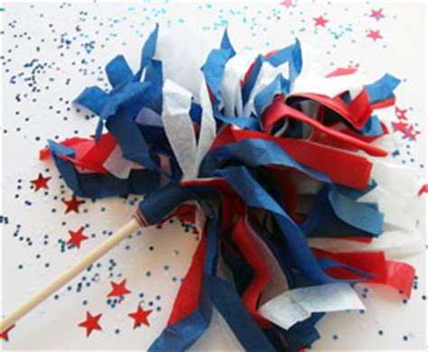 july  independence day patriotic pom pom craft