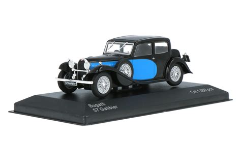 The galibier befitted from all the type 57 engineering. Bugatti 57 Galibier   House of Modelcars
