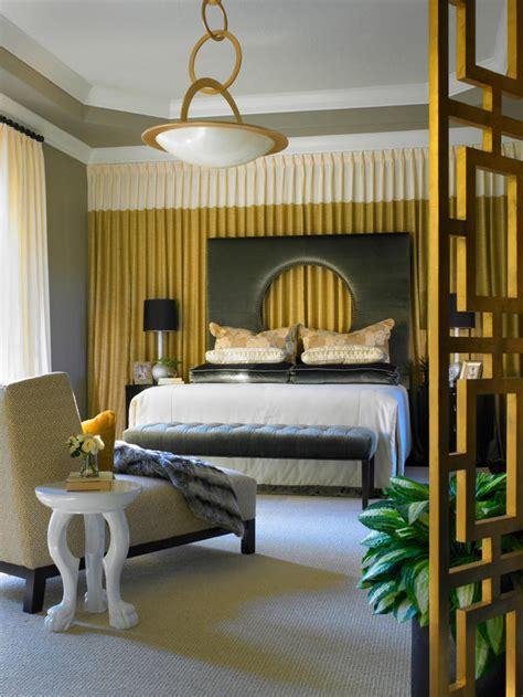 modern furniture  bedroom window treatment ideas