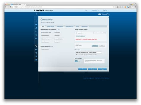 Openwrt is an embedded operating system based on linux. Installing OpenWRT on a Linksys WRT1900ACS - David Simpson ...