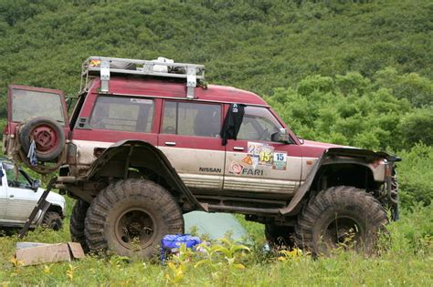Lifted Patrol 4x4 Nissan Patrol Forum