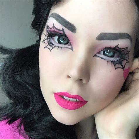 minute easy halloween makeup ideas scary  easy halloween makeup  vanity