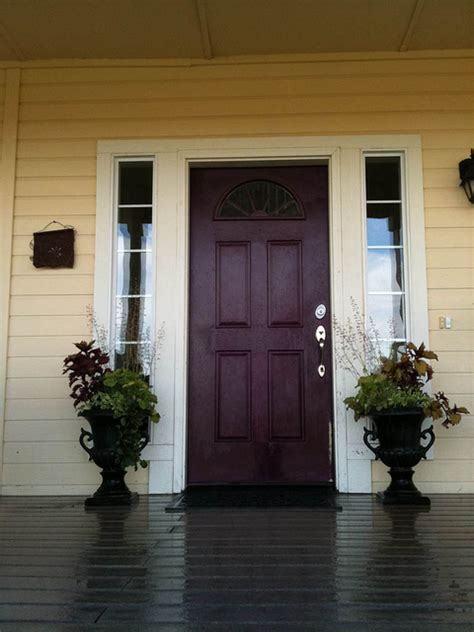 black front door designs  inspire shelterness