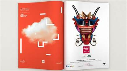 Magazine Ads Advertise Spread Culture 2002
