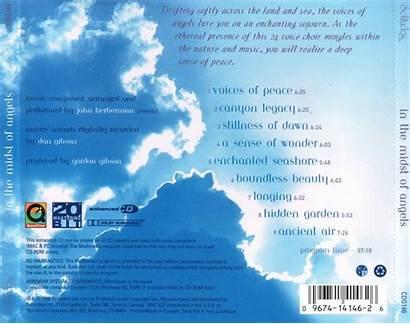 Dan Herberman John Gibson Midst Angels Sound