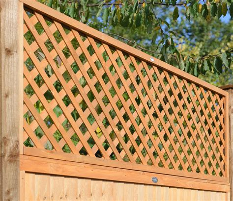 Trellis Fencing by Fsc Trellis Fence Panel Lattice Heavy Duty