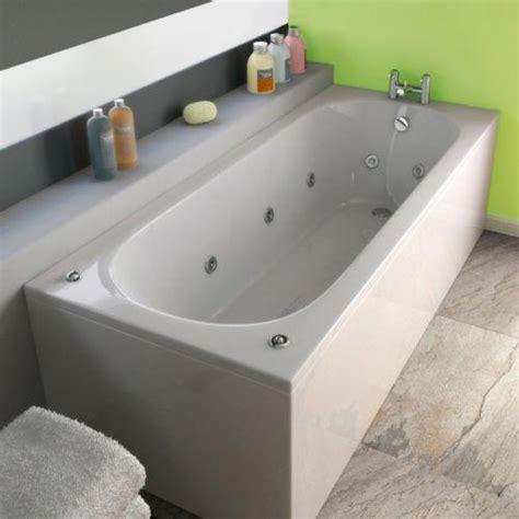 Small Whirlpool Bath by Trojan 1700 X 700 Cascade 11 Jet Whirlpool Bath