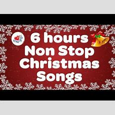 Best Christmas Songs & Most Popular Christmas Song Playlist 6 Hours  Merry Sing Along Christmas