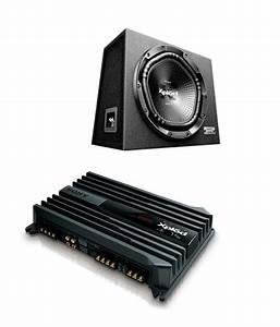 Sony Xplod N1004 4 Channel Bridgeable Amplifier 1000 Watts