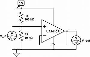 Op Amp - Operational Amplifier Ua741cp