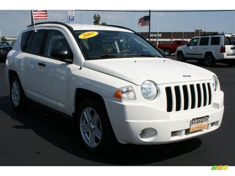 Jeep Compass Backgrounds by Car Wallpaper For White 2007 Jeep Compass Sport With