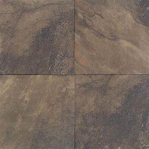 Daltile aspen lodge midnight blaze 6 1 4 in x 6 1 4 in for Daltile porcelain tile