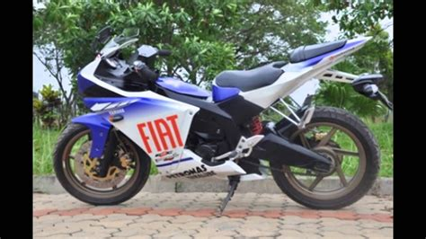 Modipikasi Motor R by Foto Modifikasi Motor Lama Modifikasi Yamah Nmax