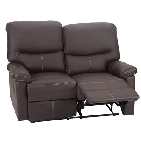 Chaise Loveseat by New Loveseat Chaise Recliner Sofa Chair Leather