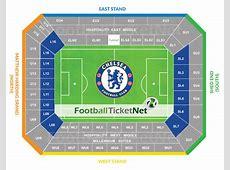 Chelsea vs Stoke City 30122017 Football Ticket Net