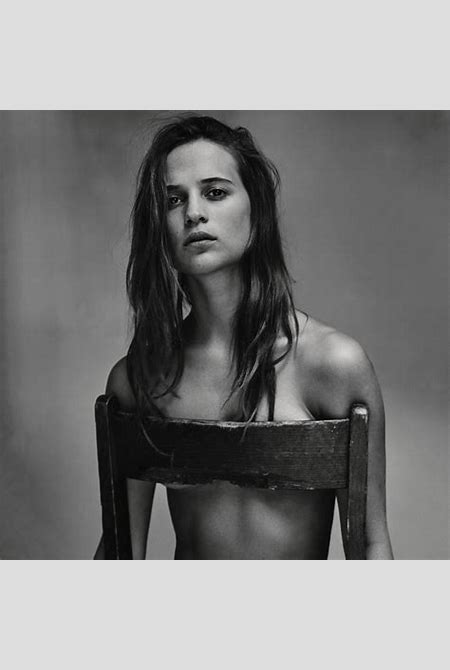 Alicia Vikander Nude And Sexy (22 Photos)   #The Fappening