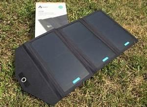 Panneau Solaire Avis : test chargeur solaire 3 panneaux 20 w 2 sorties usb ~ Dallasstarsshop.com Idées de Décoration