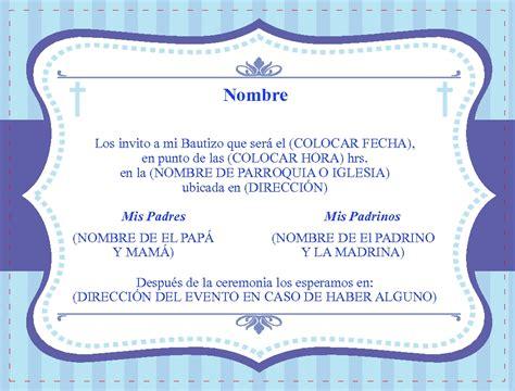 templetes invitaciones de bautizo 23 of invitaciones bautizo gratis template