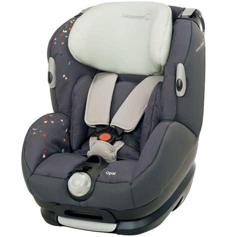 position siège bébé voiture siège auto opal bébé confort