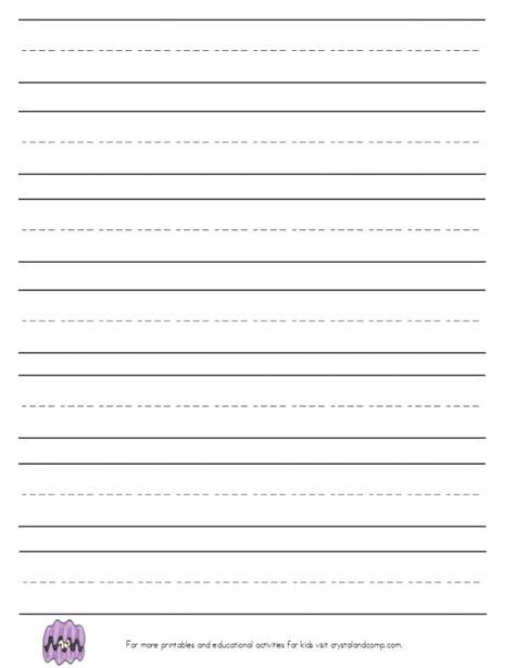 Handwriting Practice For Kids Ocean Theme Crystalandcompcom