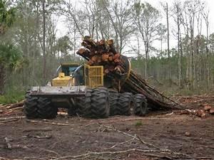 Tigercat C640C Clambunk Skidder | Tractors and Heavy ...