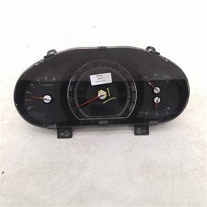 Result Instrument Cluster For Kia Sportage