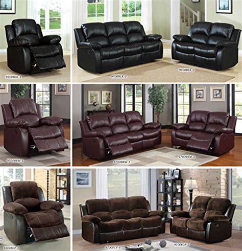 homelegance reclining sofa reviews product reviews buy homelegance double reclining sofa