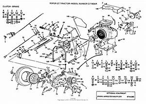 Ayp  Electrolux Gt180ar  1999  U0026 Before  Parts Diagram For