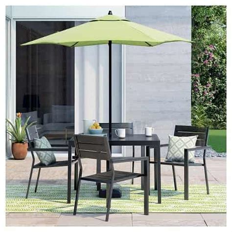 10 gorgeous and durable faux wood patio furniture 800