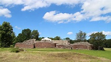 Gurre Castle Ruin