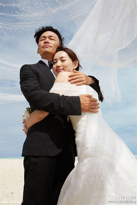 回顾王宝强马蓉婚纱照 的确看不到爱啊-婚照写真-结婚交流圈-嘉兴19楼
