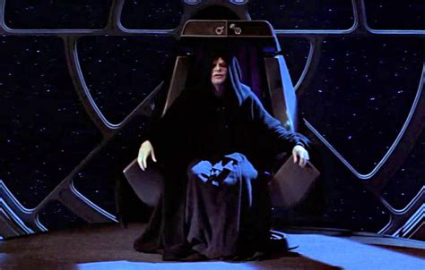 finally  emperor palpatine throne inspired armchair