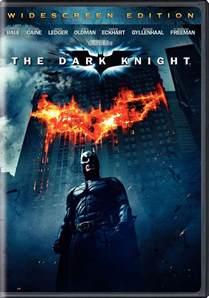 The Dark Knight Movie DVD