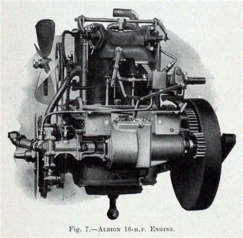 albion motor  graces guide