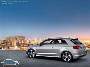 Audi A3 Versions : foto audi a3 die s line version des a3 in silber bilder audi a3 bildgalerie bild 8 ~ Medecine-chirurgie-esthetiques.com Avis de Voitures