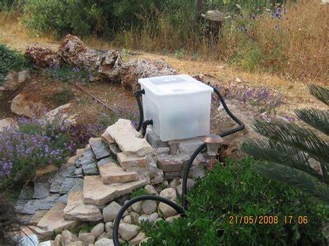 triyae build a pond filter various design