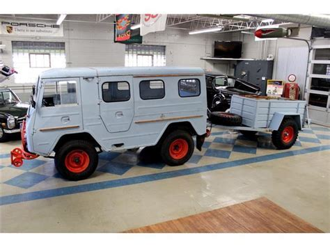 volvo  ht laplander rare military vehicle