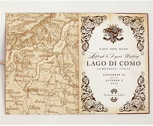 V63 our muse classic italian wedding ashleigh ryan for Luxury wedding invitations italy