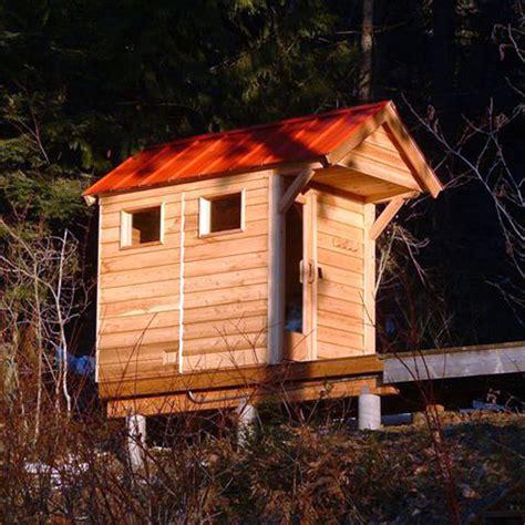Backyard Sauna by 5 X7 Outdoor Sauna Kit Heater Accessories