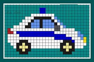 Pixel Art Voiture Facile : nini loom loisirs cr atifs page 32 ~ Maxctalentgroup.com Avis de Voitures