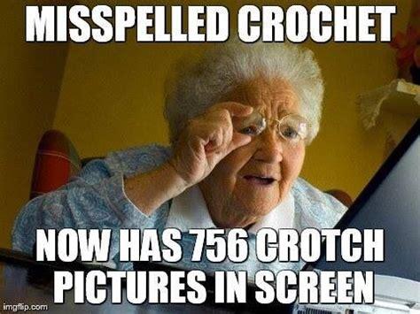 Misspelled Memes - crochet funny crochet fun organization tools pinterest