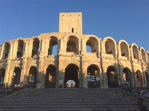 Arles  The Glory Of Ancient Rome, Van Gogh And Oh, So