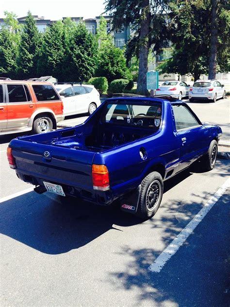 Subaru Brat Baja by 84 Best Subaru Baja Brat Images On Subaru