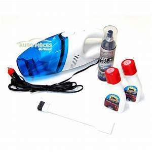 Kit Auto Glam : kit entretien auto aspirateur allume cigare 12v 90w lustrage traitement rayures ~ Medecine-chirurgie-esthetiques.com Avis de Voitures