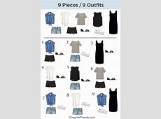 9 Pieces 9 Outfits Classy Yet Trendy